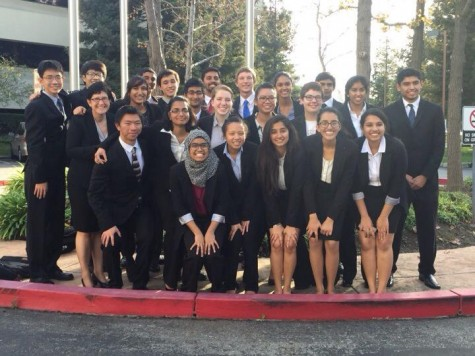Congratulations to Comp Civics as they advance to the CA competition!