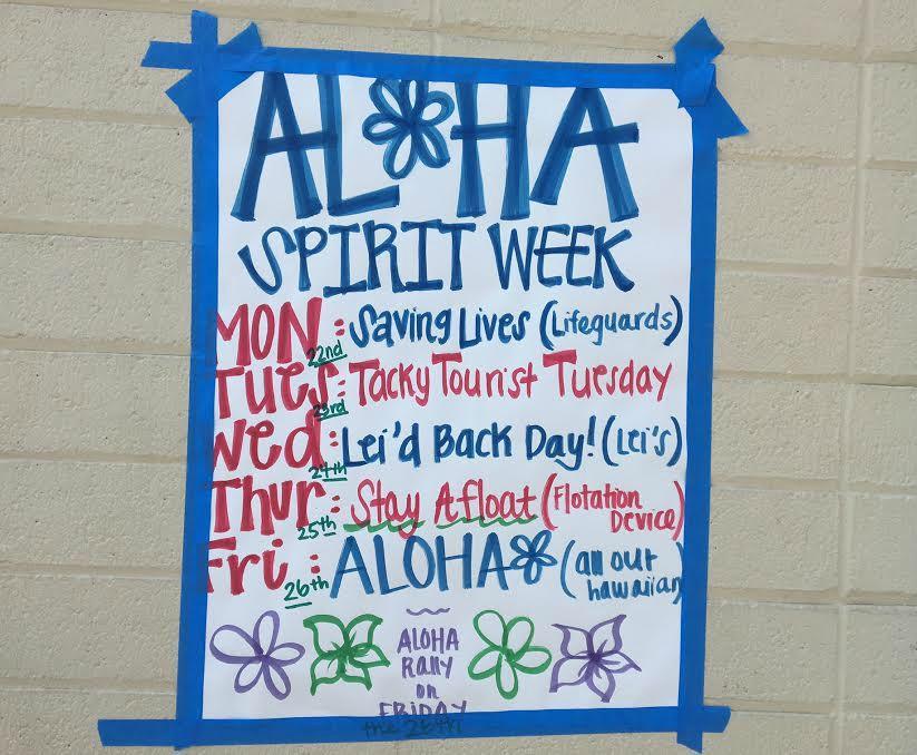 Amador's First Spirit Week Starts Monday