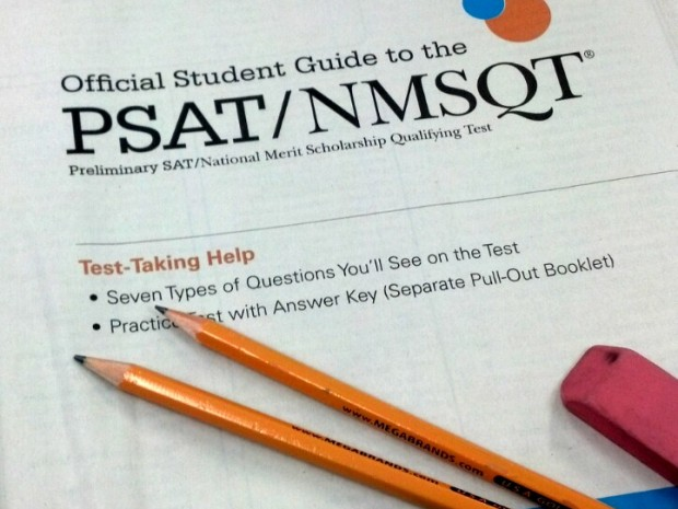 AV offers students a chance to take the PSAT