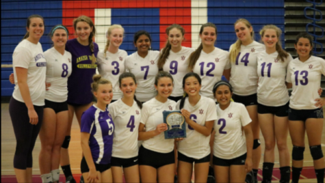 We Are the Champions: JV Girl's Volleyball goes Undefeated