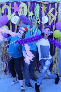 Summer Kick-off Festival Photo Booth