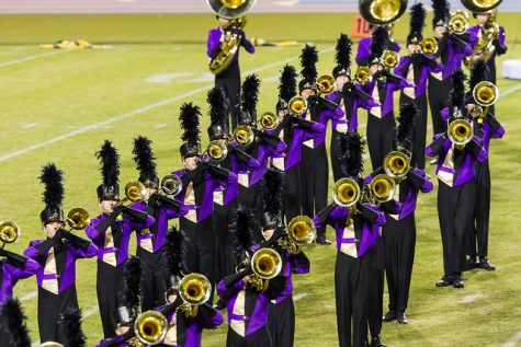 Marching Band Makes History Again