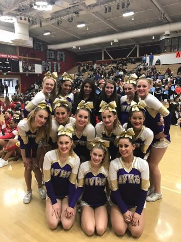 Comp Cheer Wins Big at USA Regionals in SoCal
