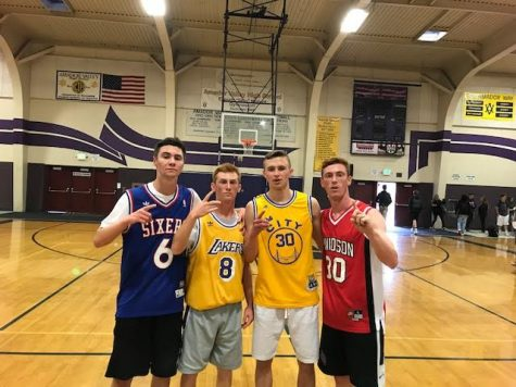 Amador Valley March Madness Recap