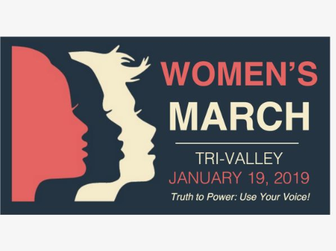 Tri-Valley Women's March Brings The Women Of Pleasanton