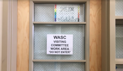 WASC Visitation Was a Success Thanks to Hardworking Students and Staff!