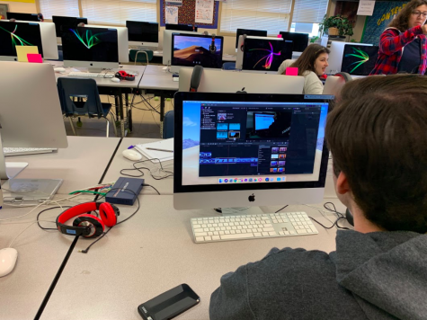 Video Editing Club Here at AV!!