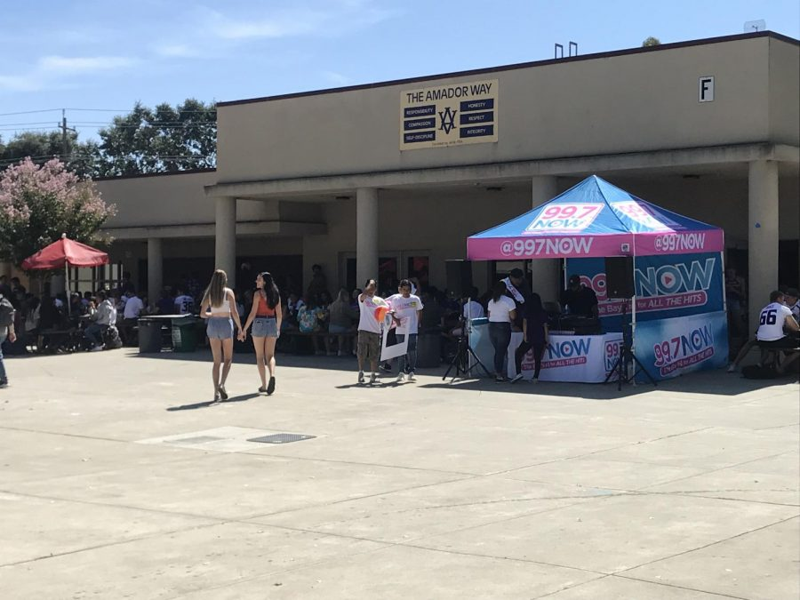 99.7 NOW at Amador
