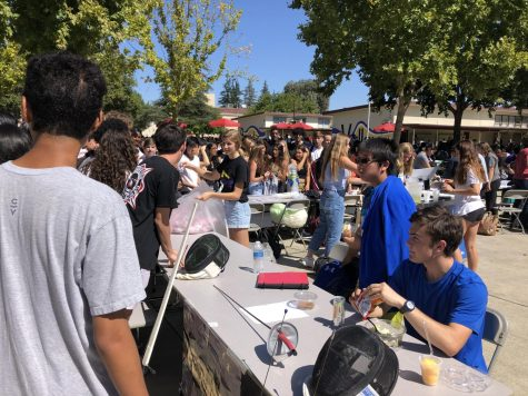 Club Fair Cancelled on its Second Day