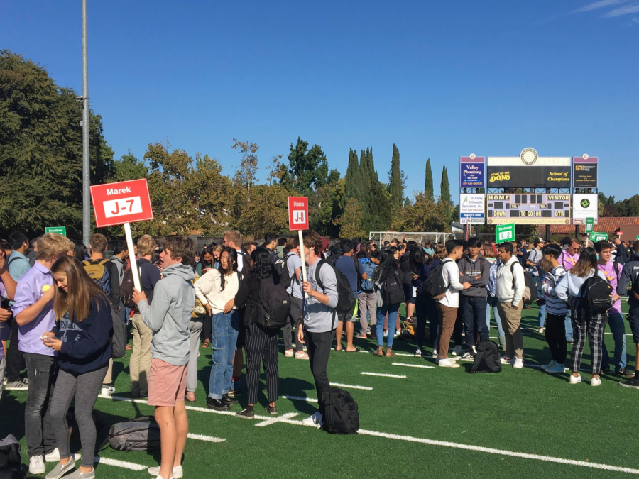 California Shakeout at Amador