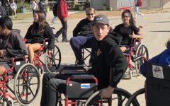 Wheelchair ambassadors organize a successful Abilities Awareness Week at Amador