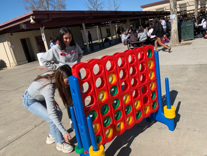 Amador Valley holds Wellness Week on campus