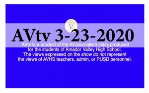 AVtv 3-23-20