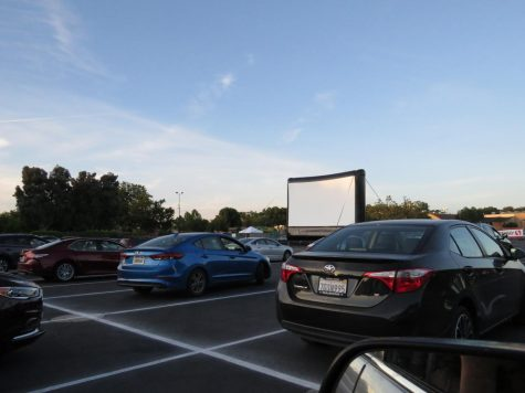 Alameda County Fairgrounds replaces annual fair with drive-in movies