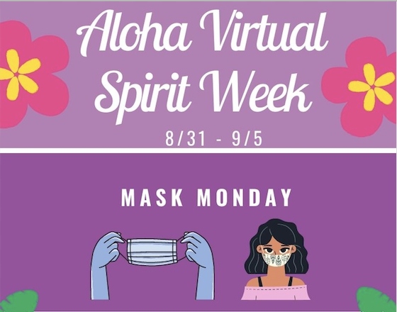 What is leadership doing to replace aloha week?