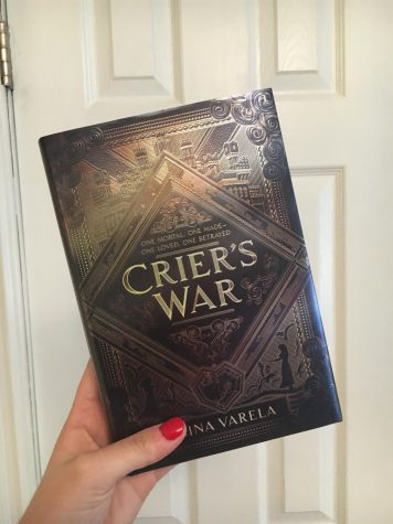 """Crier's War"" is one of many books that highlights a central lesbian romance throughout the plot."