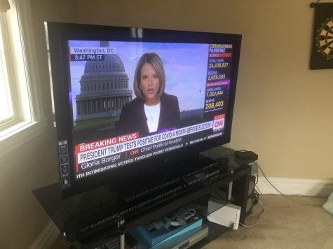 The AV community reacts to President Donald Trump getting COVID-19