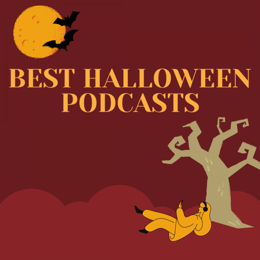 Best Podcasts For Halloween 2020 Best Halloween podcasts to listen to this year   AmadorValleyToday