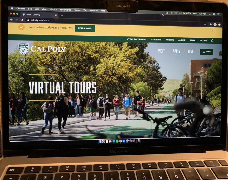 A quick google search for a CSU Virtual tour can and will provide plenty of information.