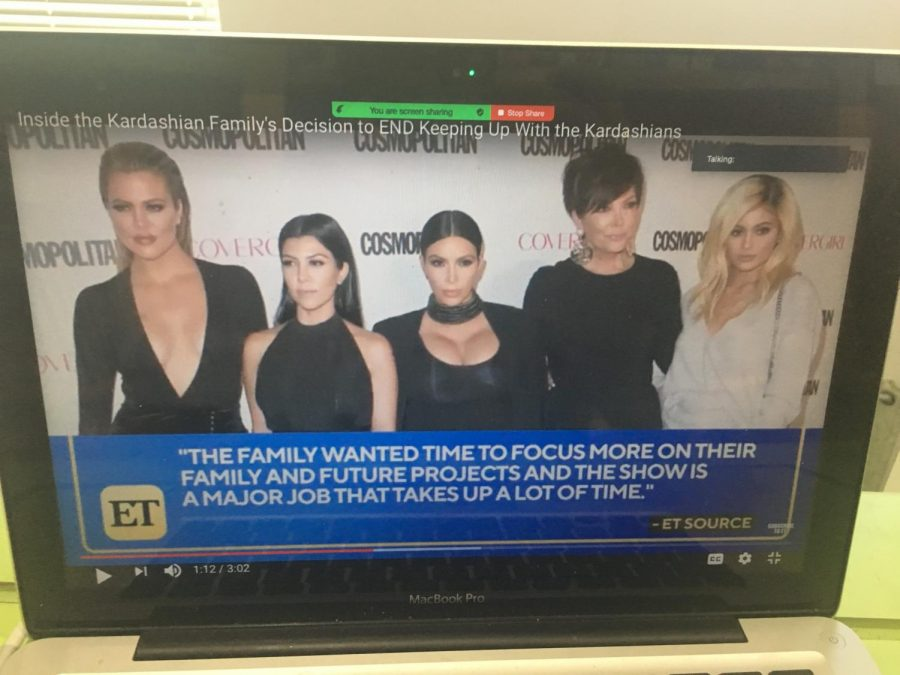 The+Kardashian+family+decides+to+end+their+trademark+show+to+take+some+personal+time+for+themselves.+