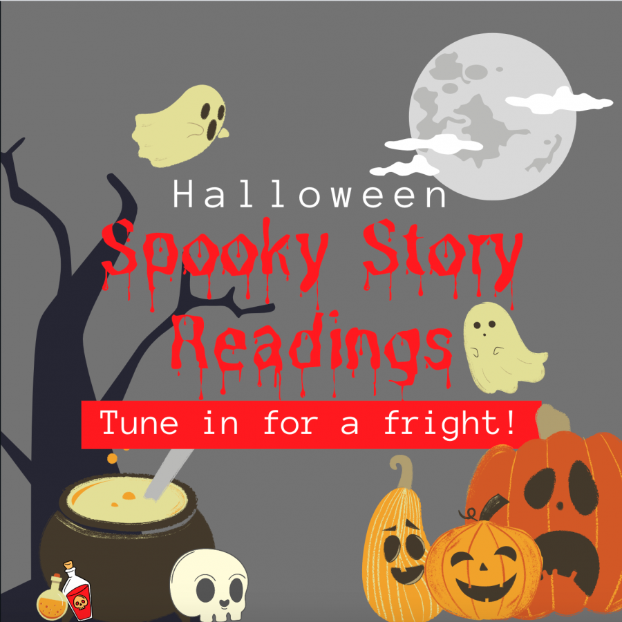 Spooky Story Readings