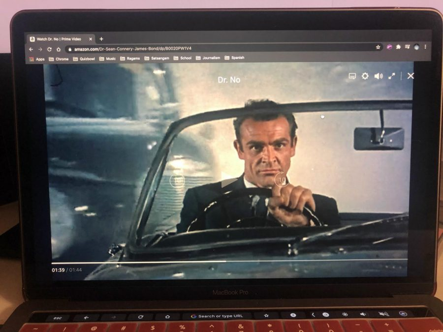 The movie Dr. No was released in 1962, and was Connery's first job as James Bond.