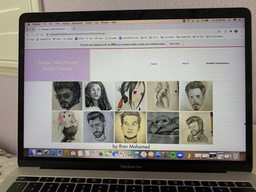 Art and MuSICK Festival features AV talent