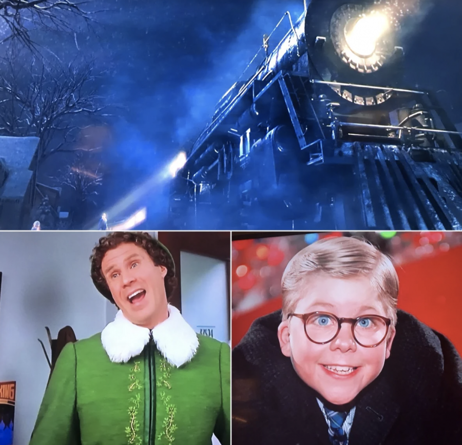 The+game+was+trivia+based+on+holiday+movies.+Examples+of+these+classic+movies+include+The+Polar+Express+%28top%29%2C+Elf+%28bottom+left%29%2C+and+A+Christmas+Story+%28bottom+right%29.+%0A