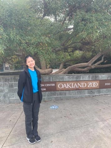 Working at the Oakland Zoo inspired AV junior Jacqueline Lee to bring together working STEM professionals with aspiring students.