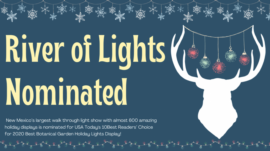 River of Lights Nominated for USA Today