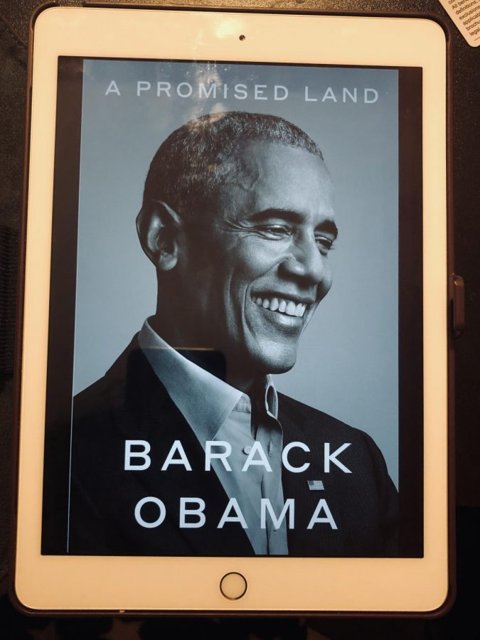 'A Promised Land' is part of The Presidential Memoirs series.