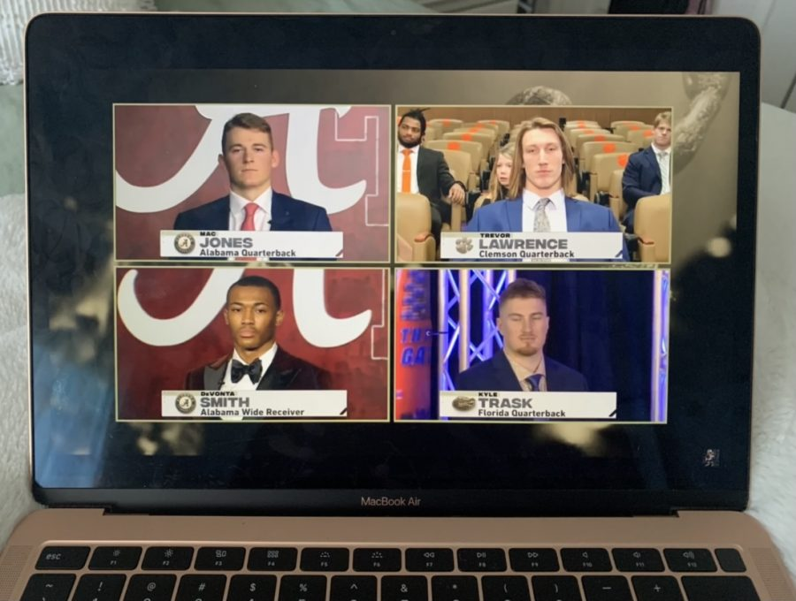 Here's the line up of nominees for the 2020 Heisman award.