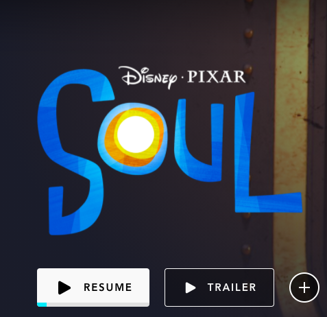 'Soul' was released on Christmas Day of 2020.