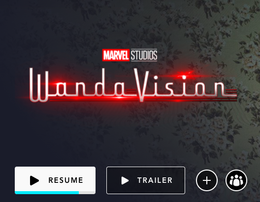 'WandaVision' stars Elizabeth Olsen and Paul Bettany as Scarlett Witch and Vision.
