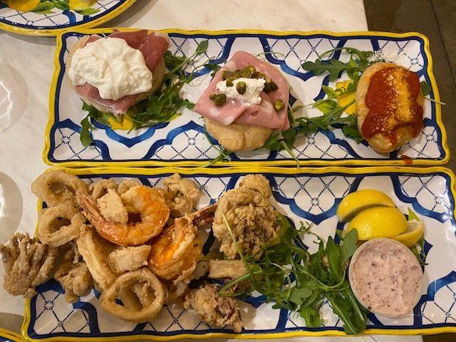 Restaurant Review: Locanda Amalfi