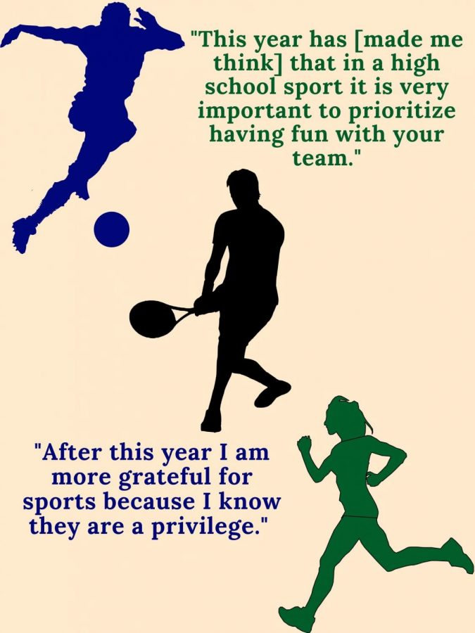 Amador athletes had a greater appreciation for their sport once they returned to the field.