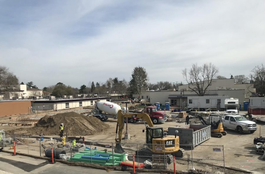 The construction of a new building by the Del Valle parking lot, as well as COVID-19, pose as obstacles to student parking.