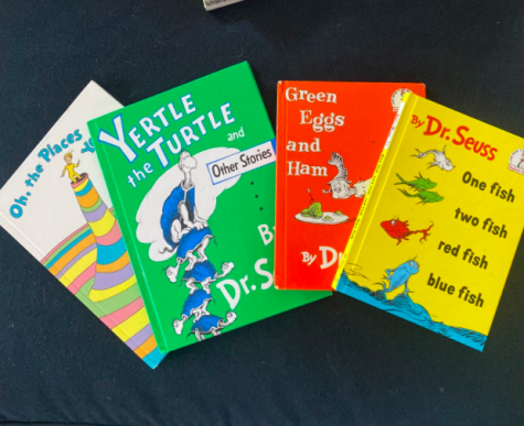 A look at a few books written by the well-known children's author, Dr Seuss.
