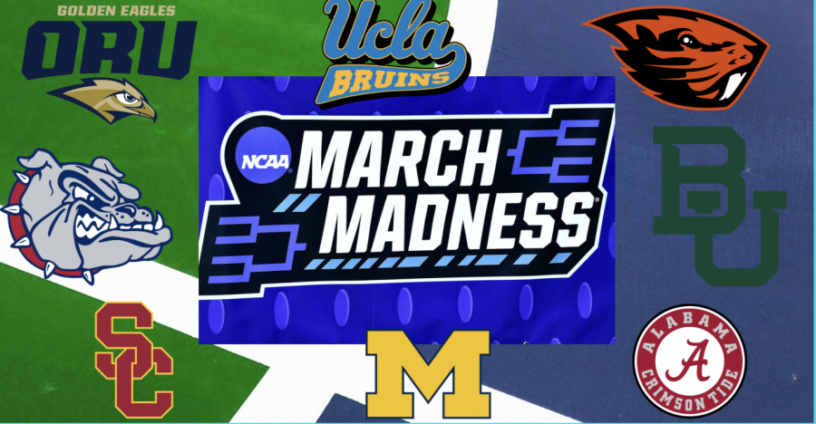 Brackets across the country this year have been shook due to the crazy games we've seen this tournament.