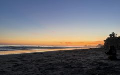 Isla Vista continues the mesmerizing sunset theme, and it is only one of many Santa Barbara beaches to go out and explore the different beaches.
