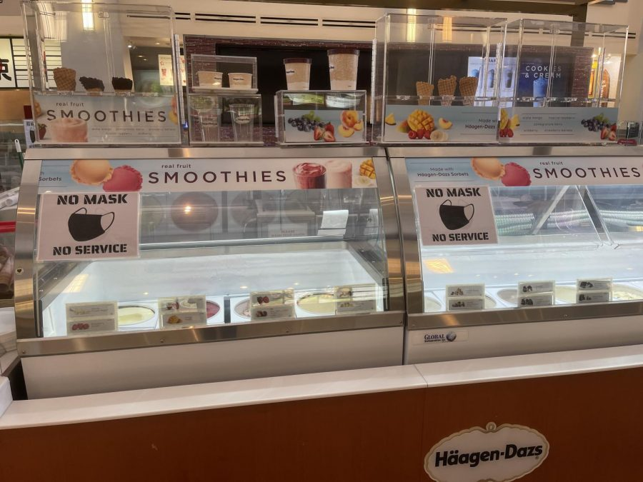 Indoor food court dining in the Livermore Outlets has opened up as well.