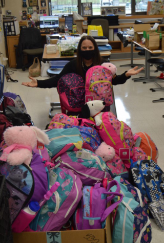 Chemo Bags of Hope sparks joy in the Auburn community