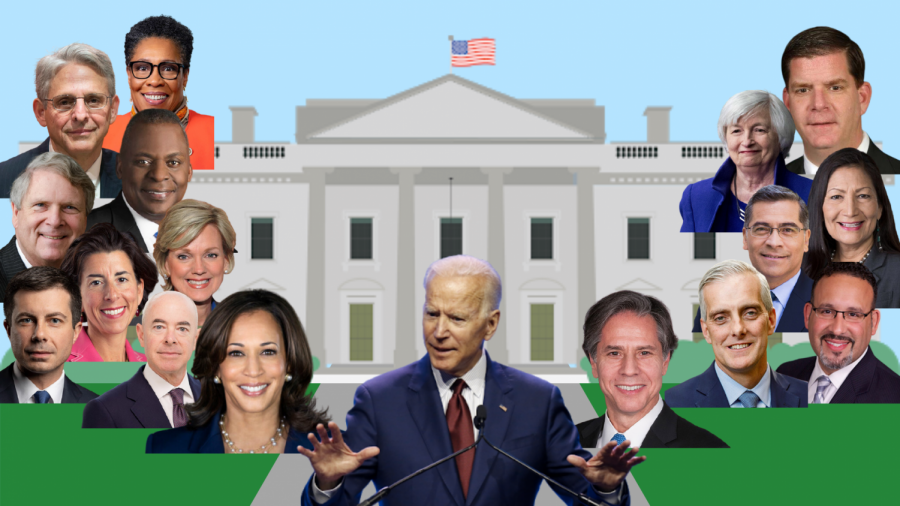 Bidens cabinet is ready for anything that comes its way.