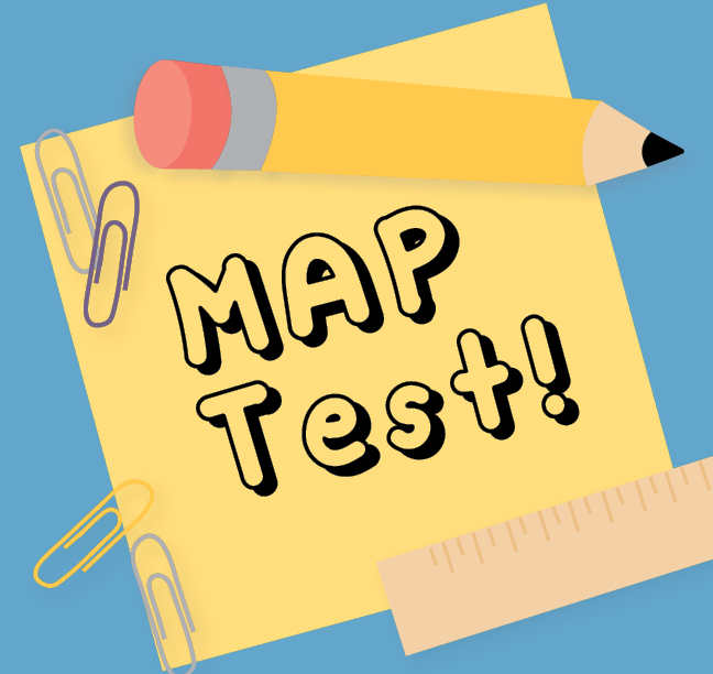 Juniors to take MAP Growth Test