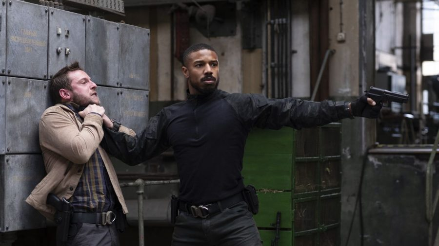 Without Remorse is the newest Tom Clancy action thriller starring Michael B. Jordan.
