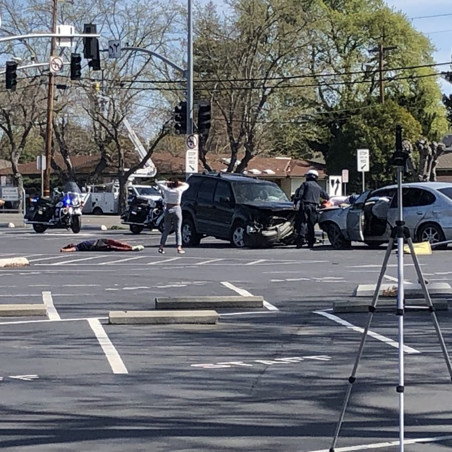 The shooting happened over multiple days and places, including the Amador parking lot.
