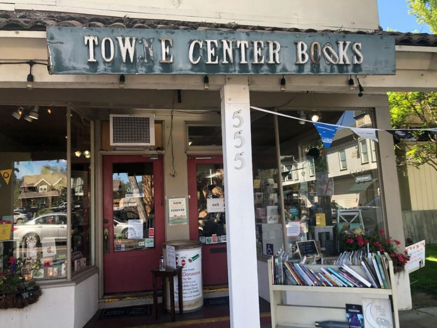 Towne Center Books has been a Pleasanton staple for 21 years now, opened by current owner Judy Wheeler in 2000.
