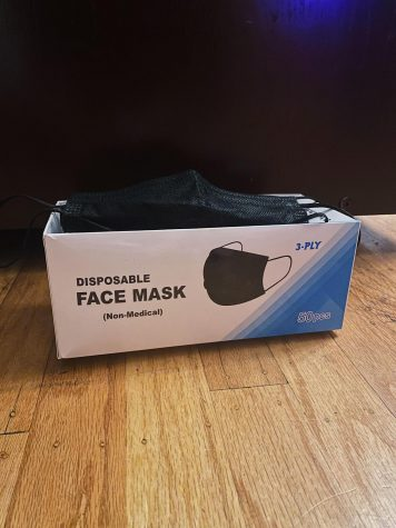 Masks have been in high demand the past year because of the CDC guidelines.