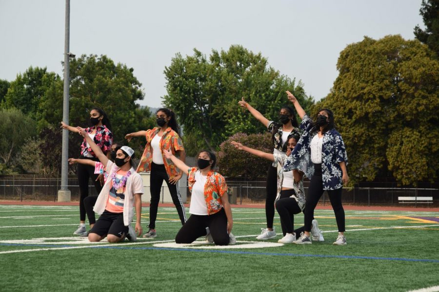 The Bollywood and Bhangra club brought the energy to the crowd through an incredible performance. The crowd gets excited for the club performance every year because of the upbeat music and impressive choreography.
