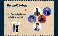 Amador seniors Jonah Wang (22) and Honore Alexander (22) partnered with three other Bay Area students to start SnapCivics.